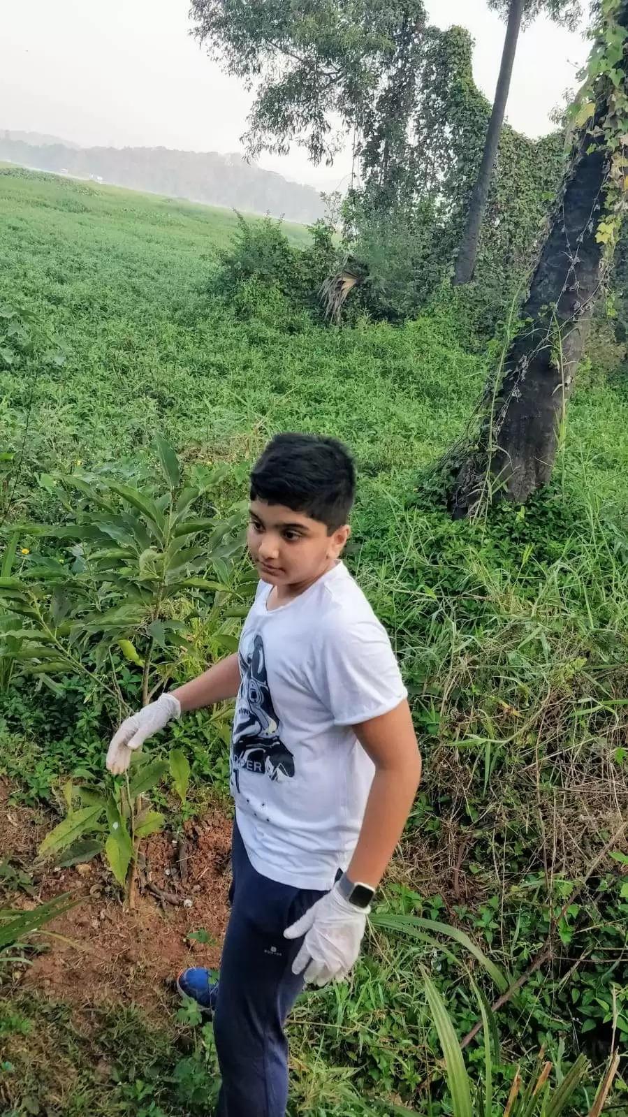 Candid conversation with 12-year-old environmentalist Ayaan Shankta