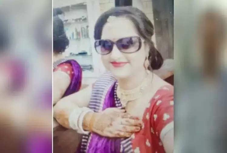 सरधना थाना क्षेत्र में महिला की हत्या का मामला