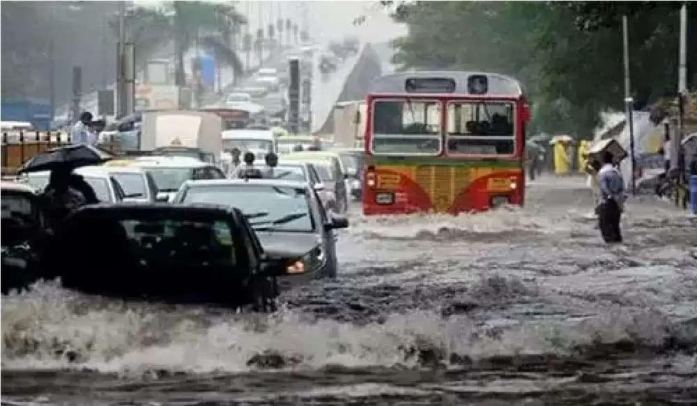 heavy rain in maharastra