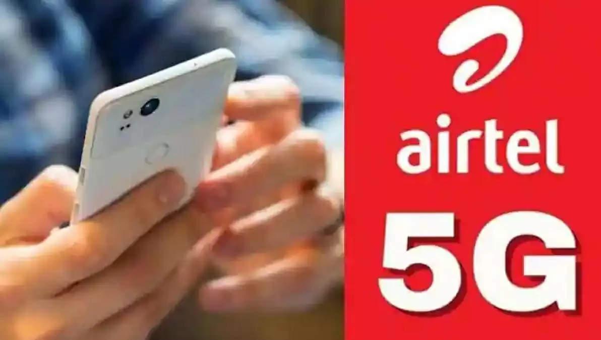 airtel 5G testing in delhi ncr